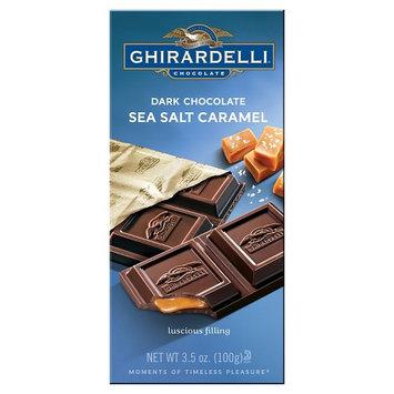 Ghirardelli Chocolate Dark Chocolate Sea Salt Caramel Bar