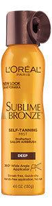 L'Oréal Paris Sublime Bronze™ ProPerfect Salon Airbrush Mist Deep Natural Tan