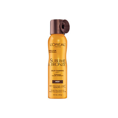 L'Oréal Paris Sublime Bronze™ ProPerfect Salon Airbrush Mist Deep Natural Tan