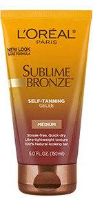 L'Oréal Paris Sublime Bronze™ Self-Tanning Gelee