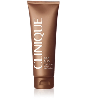 Clinique Self Sun™ Body Tinted Lotion Light/Medium