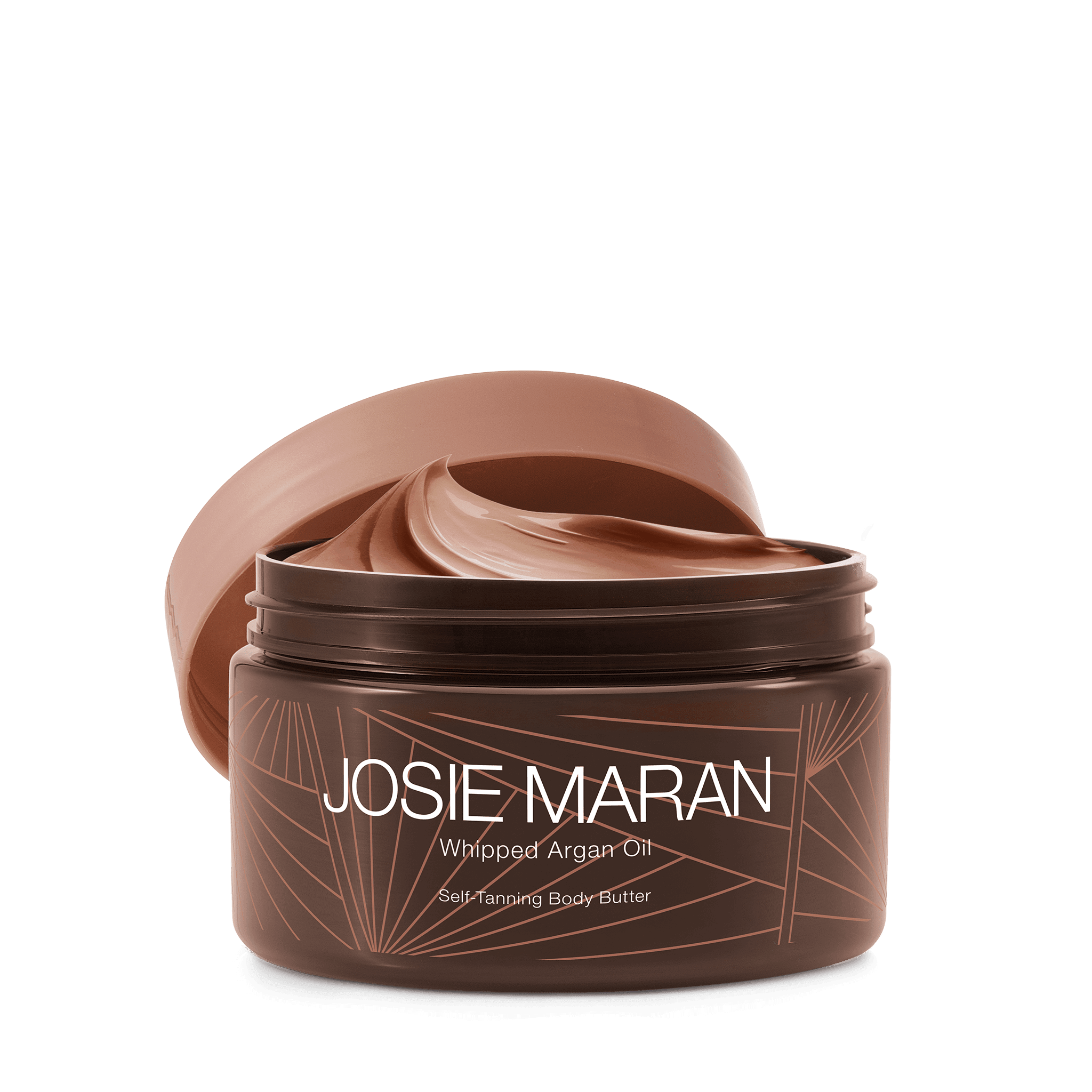 Josie Maran Whipped Argan Oil Self-Tanning Body Butter Juicy Mango