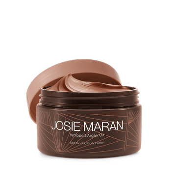 Josie Maran Whipped Argan Oil Self-Tanning Body Butter  French Vanilla