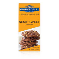 Ghirardelli Semi-Sweet Chocolate Baking Bar