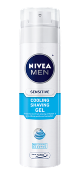 Nivea Sensitive Cooling Gel