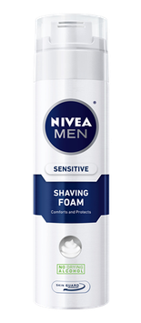Nivea Sensitive Shaving Foam