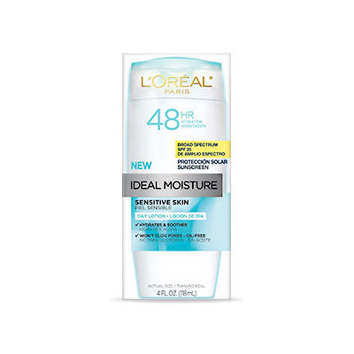 L'Oréal Paris Ideal Moisture™ Sensitive Skin Day Lotion SPF 25