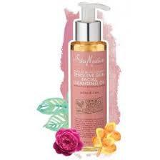 Sundial SheaMoisture Peace Rose Oil Complex Sensitive Skin Facial Cleansing Oil