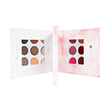 BH Cosmetics x Shaaanxo 18 Color Eyeshadow & Lipstick Palette