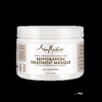 SheaMoisture 100% Virgin Coconut Oil Rehydration Treatment Masque