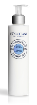 L'Occitane Shea Butter Cleansing Milk