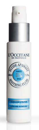 L'Occitane Shea Face Soothing Fluid
