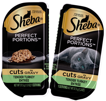 SHEBA® PERFECT PORTIONS™ Cuts in Gravy