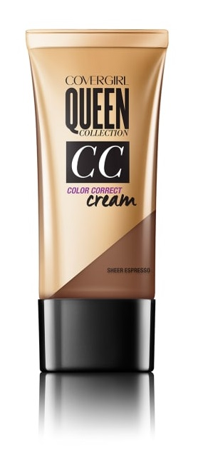 COVERGIRL Queen Collection CC Cream