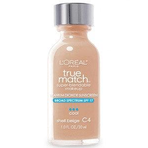 op voet beelden van goed uit x op voeten bij L'Oréal Paris True Match™ Super Blendable Makeup