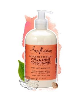 SheaMoisture Coconut & Hibiscus Curl & Shine Conditioner