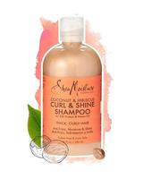 SheaMoisture Coconut & Hibiscus Curl & Shine Shampoo