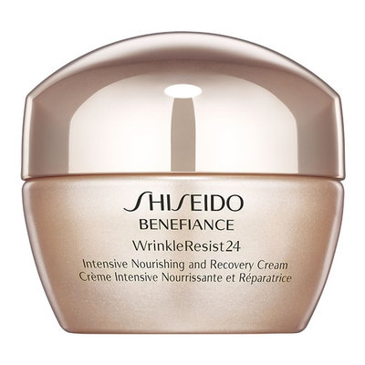 Shiseido Benefiance Wrinkle Resist 24 Intensive Nourishing and Recovery Cream