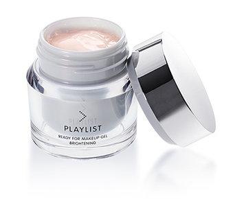 Shiseido Playlist Ready For Makeup Gel Brightening