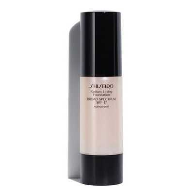 Shiseido Radiant Lifting Foundation SPF17