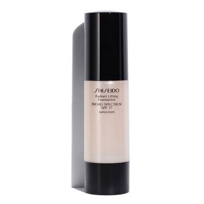 Shiseido Radiant Lifting Foundation Broad Spectrum SPF 17