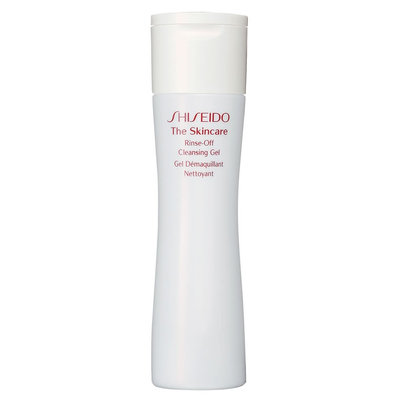 Shiseido Rinse-Off Cleansing Gel