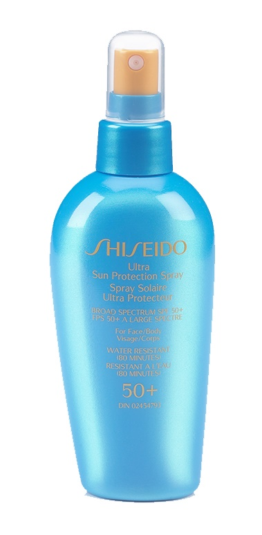 Shiseido Ultra Sun Protection Spray SPF 50+