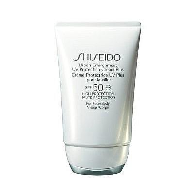 Shiseido Urban Environment UV Protection Cream Plus for Unisex SPF 50