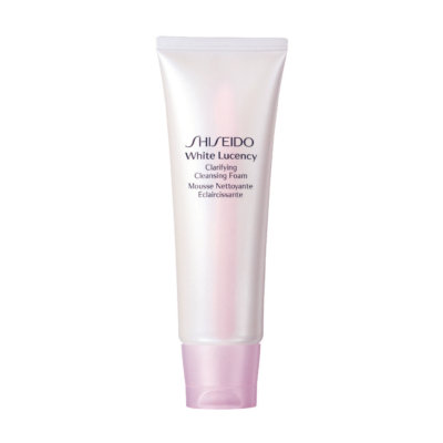 Shiseido White Lucency Clarifying Cleansing Foam