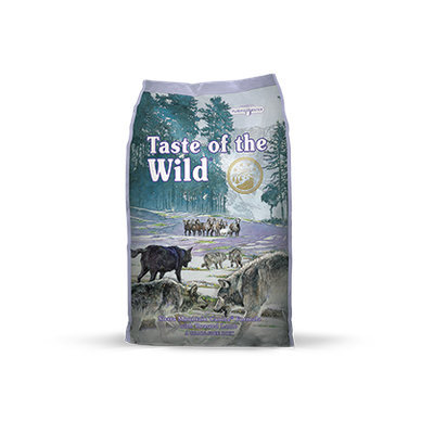Taste of The Wild Sierra Mountain Canine® Formula with Roasted Lamb