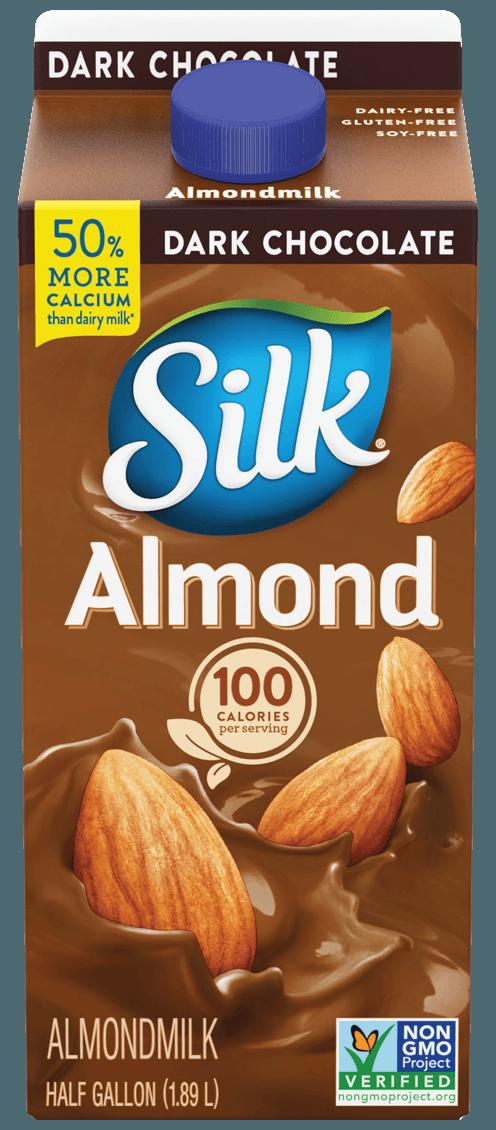 Silk® Dark Chocolate Almondmilk