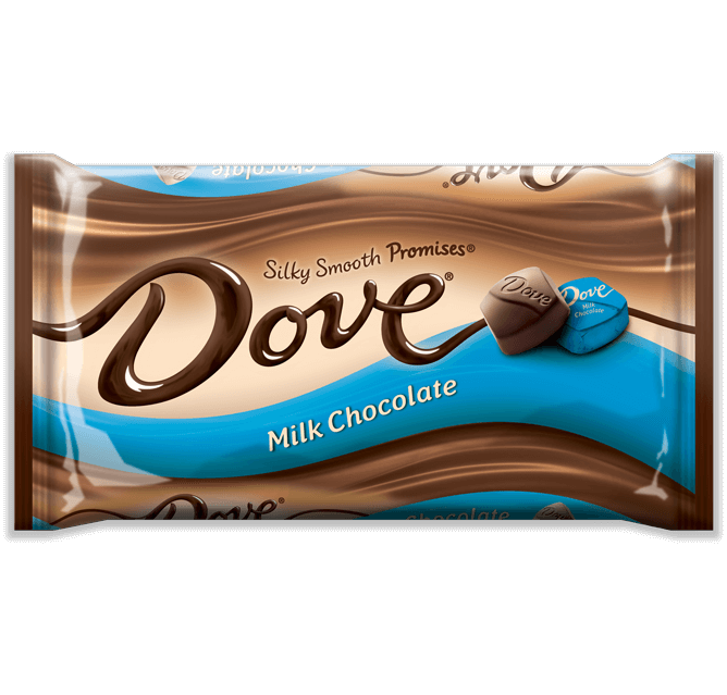 Dove Chocolate Promises Silky Smooth Milk Chocolate