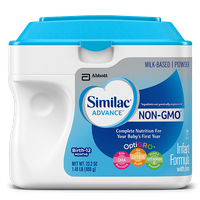 Similac® Advance® NON-GMO Infant Formula