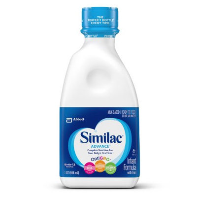 Similac® Advance® Ready To Feed Infant Formula