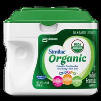 Similac® Organic Infant Formula