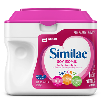 Similac Soy Isomil® Infant Formula