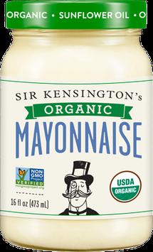 Sir Kensington's Organic Classic Mayonnaise