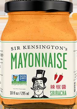 Sir Kensington's Sriracha Mayonnaise