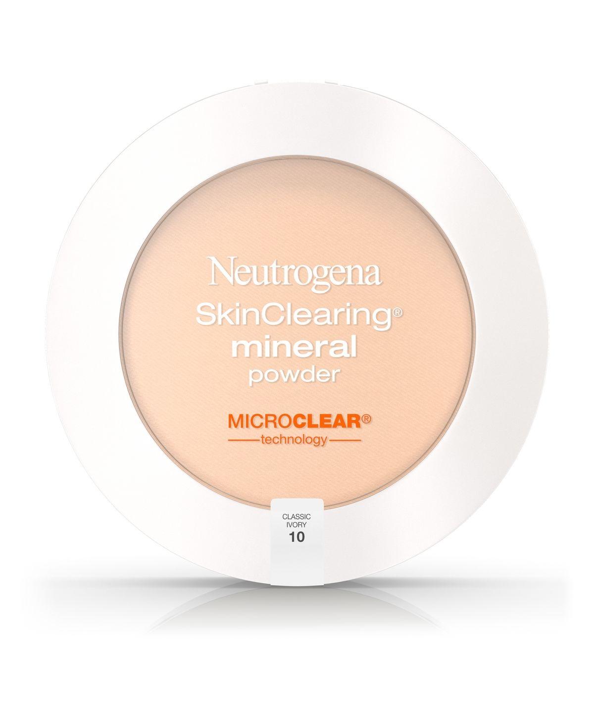 Neutrogena® SkinClearing Mineral Powder