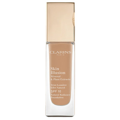 Clarins Skin Illusion SPF 10 Natural Radiance Foundation