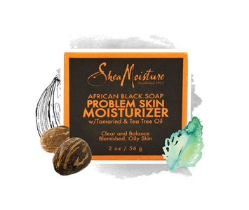 SheaMoisture African Black Soap Problem Skin Moisturizer