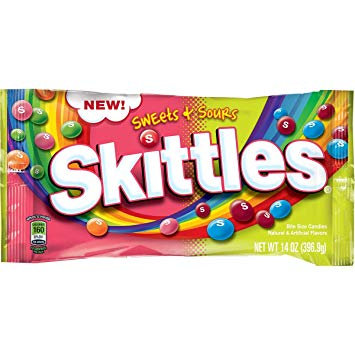 Skittles® Sweets & Sours Candy