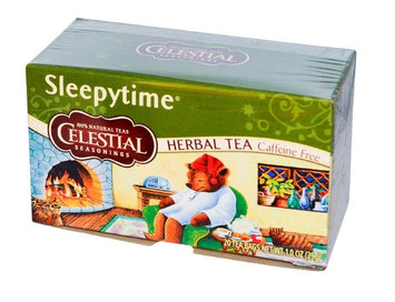 Celestial Seasonings® Sleepytime Herbal Tea Caffeine Free