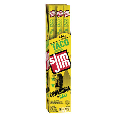 Slim Jim Giant Cali Taco Sticks
