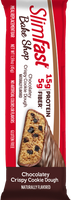SlimFast Bake Shop Chocolatey Crispy Cookie Dough Bars