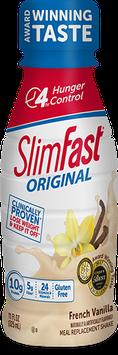 SlimFast Original French Vanilla Protein Shakes