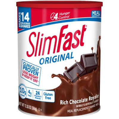 SlimFast Original Rich Chocolate Royale Shakes