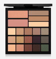 Smashbox Drawn In Decked Out - Shadow + Contour + Blush Palette
