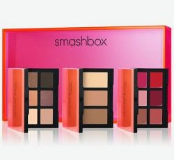 Smashbox Light it Up 3 Mini Palettes Set