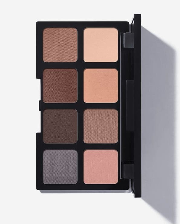 Smashbox Mini Photo Matte Eyes Palette Reviews 2019